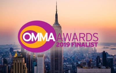DTH finalist at the 2019 OMMA Awards
