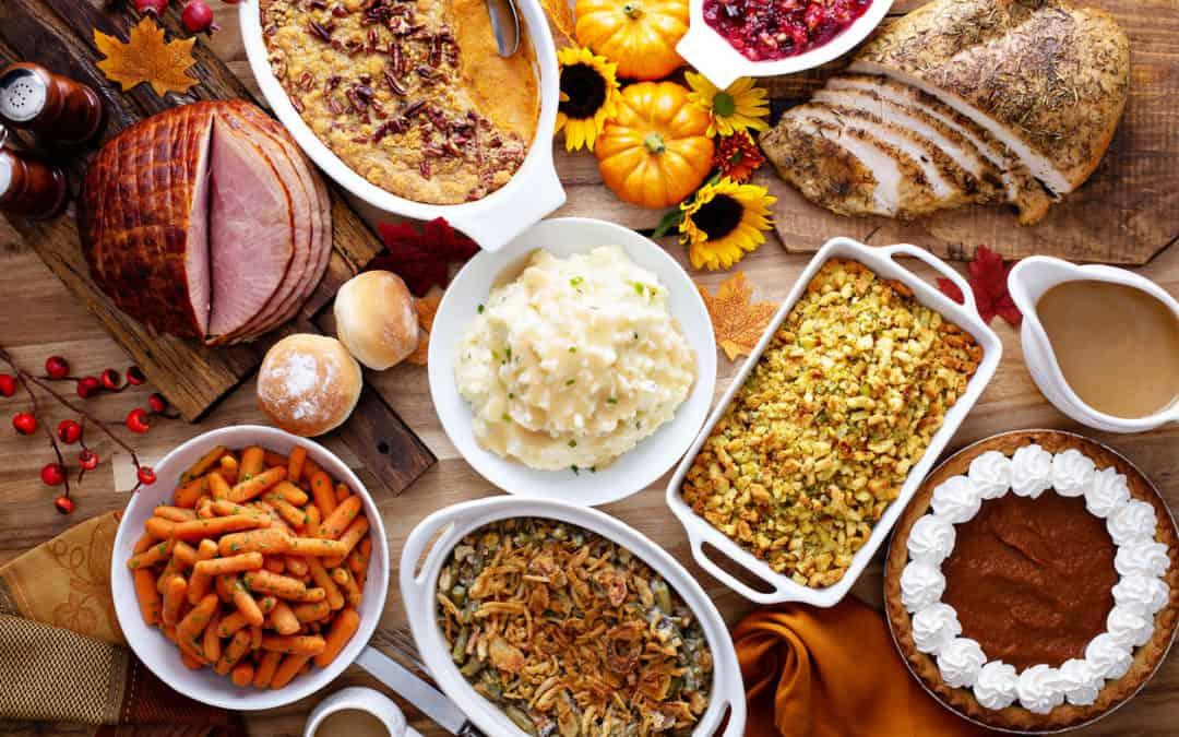 Happy Thanksgiving!  ¡Feliz Día de Acción de Gracias!